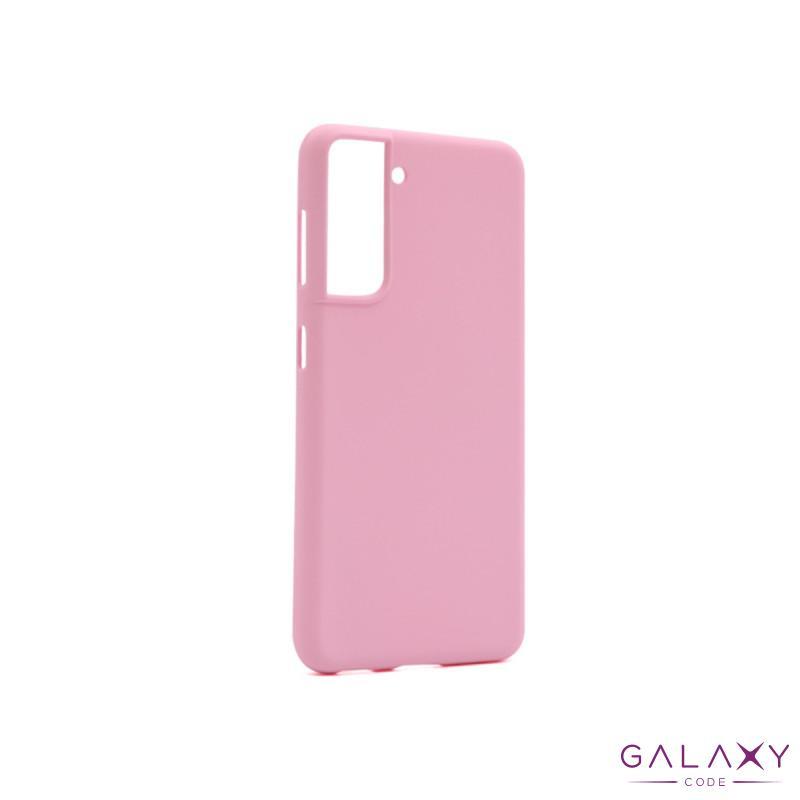 Futrola GENTLE COLOR za Samsung G996F Galaxy S30 Plus/S21 Plus roze