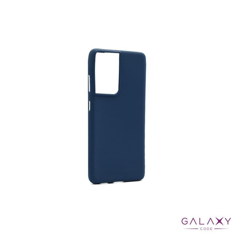 Futrola GENTLE COLOR za Samsung G998F Galaxy S30 Ultra/S21 Ultra teget
