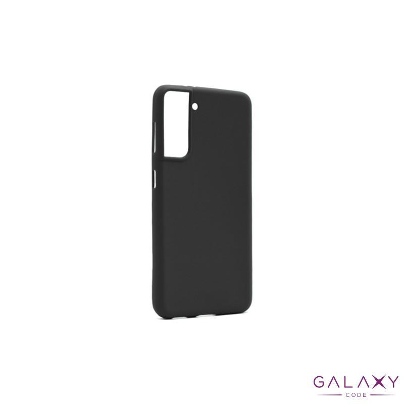 Futrola GENTLE COLOR za Samsung G991F Galaxy S30/S21 crna