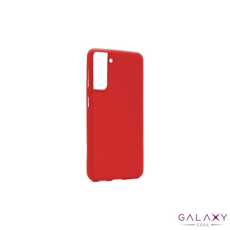 Futrola GENTLE COLOR za Samsung G991F Galaxy S30/S21 crvena