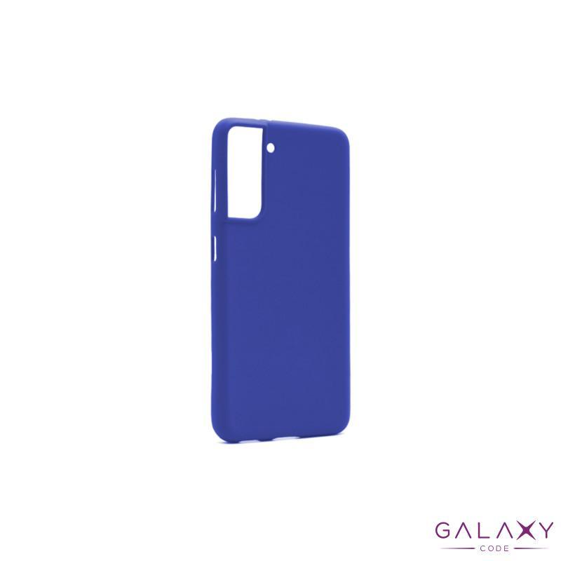 Futrola GENTLE COLOR za Samsung G991F Galaxy S30/S21 plava