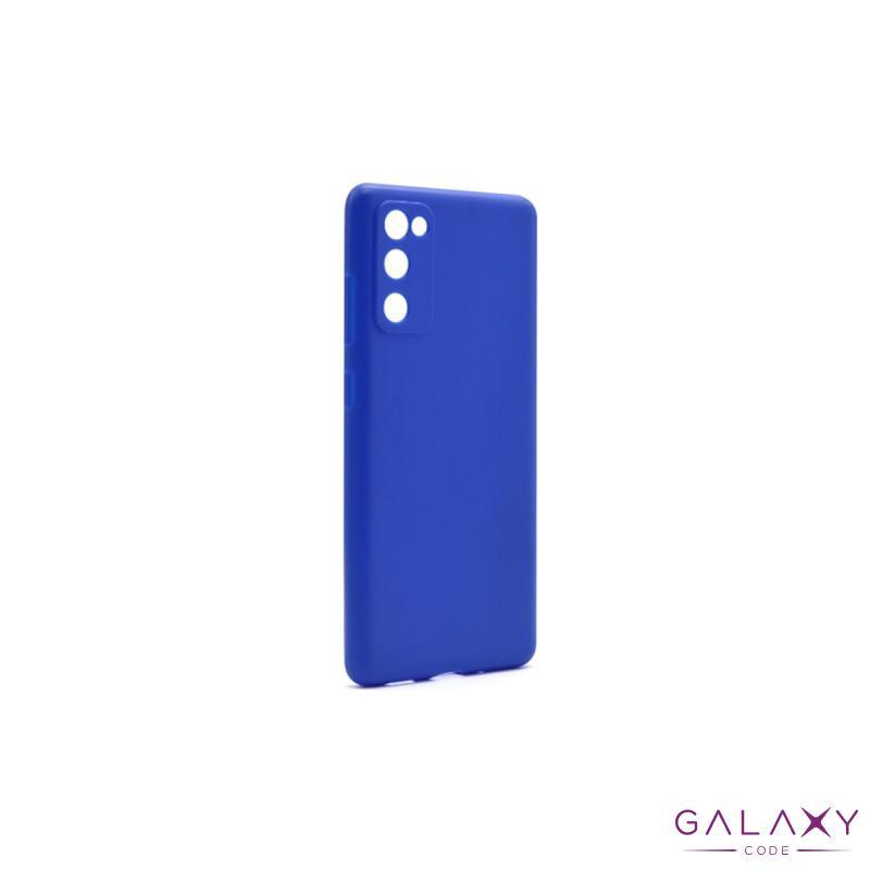 Futrola ULTRA TANKI KOLOR za Samsung G780F Galaxy S20 FE plava
