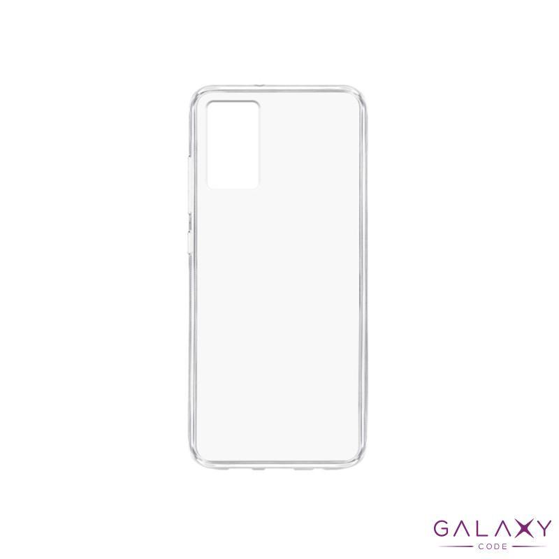 Futrola ULTRA TANKI PROTECT silikon za Samsung A025F Galaxy A02s providna (bela)