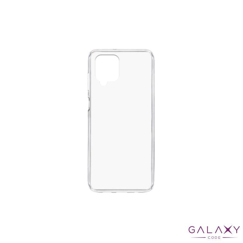 Futrola ULTRA TANKI PROTECT silikon za Samsung A125F Galaxy A12 providna (bela)