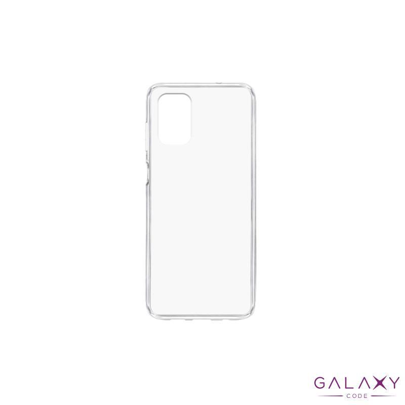 Futrola ULTRA TANKI PROTECT silikon za Samsung M51 providna (bela)
