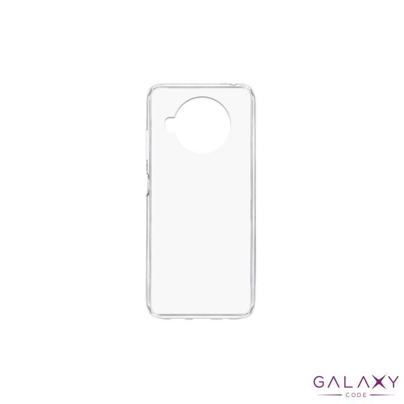 Futrola ULTRA TANKI PROTECT silikon za Xiaomi Mi 10T LITE 5G providna (bela)