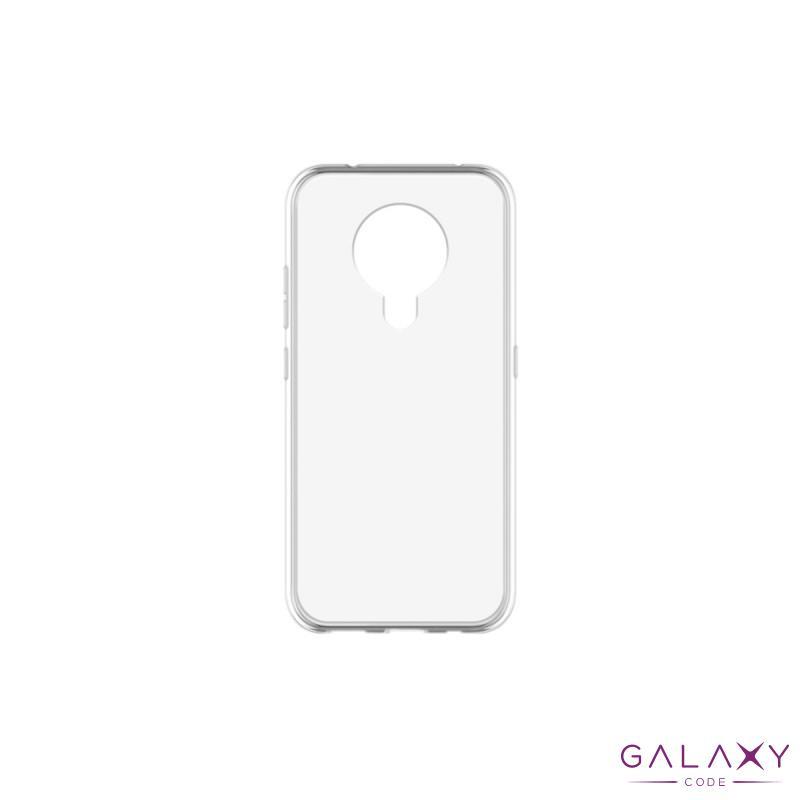 Futrola silikon CLEAR STRONG za Nokia 5.3 providna