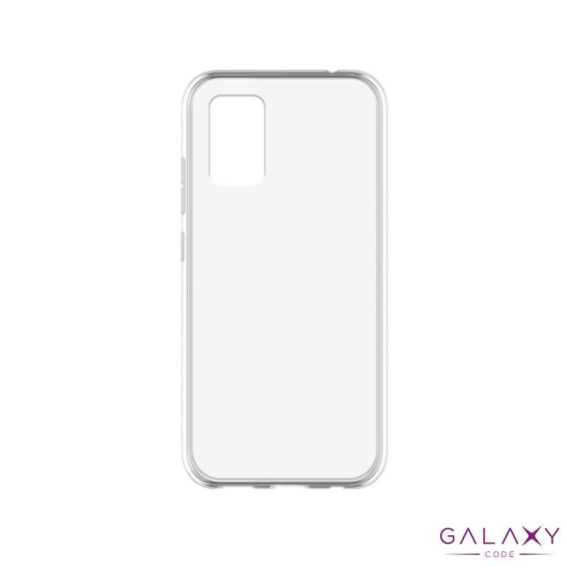 Futrola silikon CLEAR STRONG za Samsung A025G Galaxy A02s providna