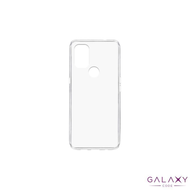Futrola ULTRA TANKI PROTECT silikon za OnePlus Nord N100 providna (bela)