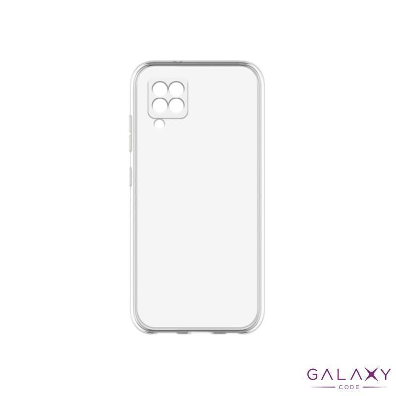 Futrola ULTRA TANKI PROTECT silikon za Samsung A425F Galaxy A42 providna (bela)