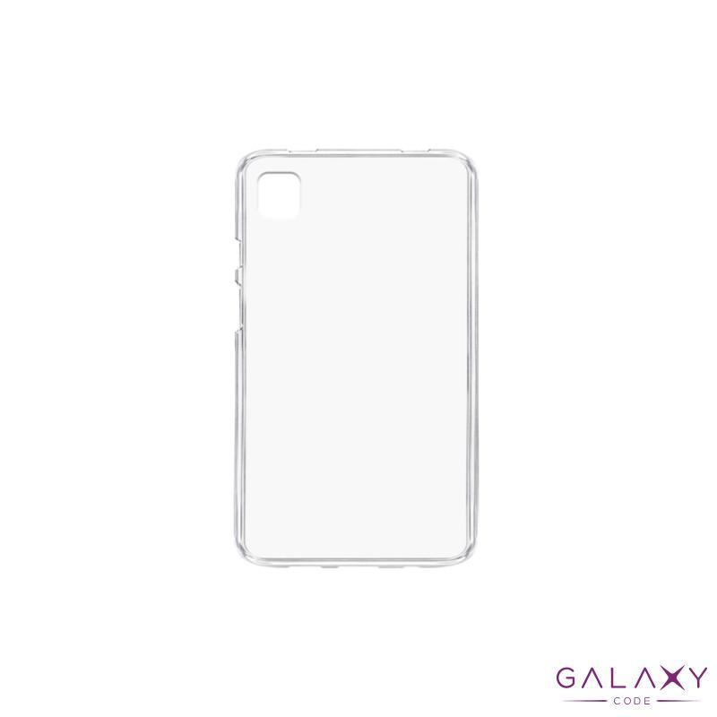 Futrola ULTRA TANKI PROTECT silikon za Samsung Galaxy Tab A7 10.4 providna (bela