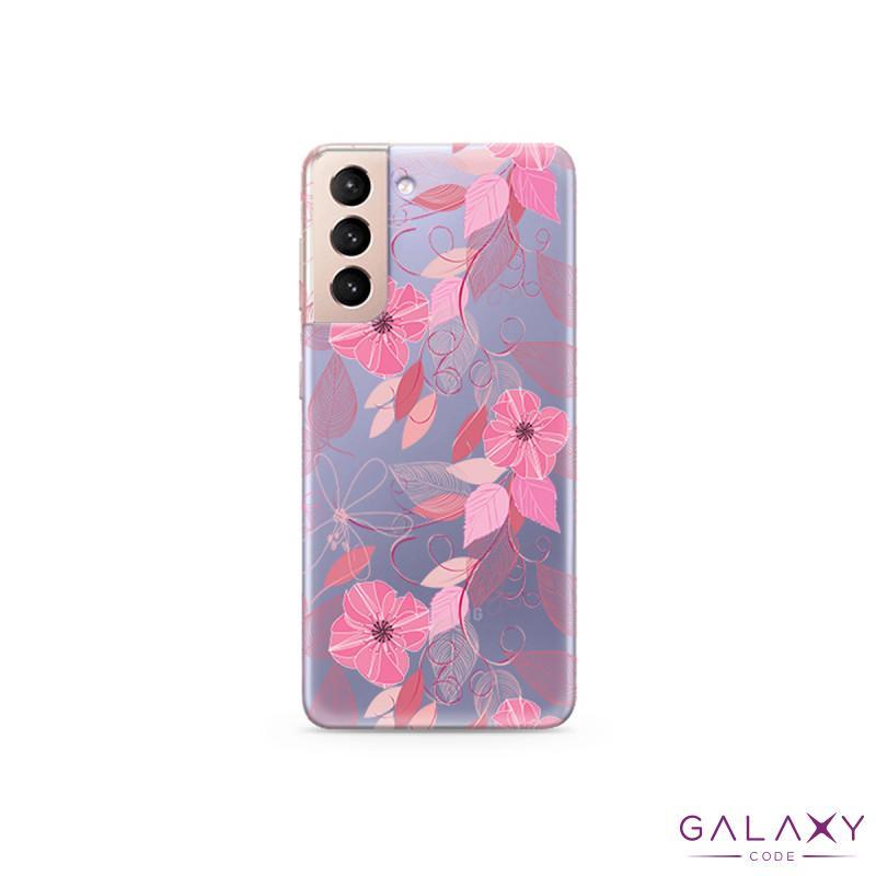Futrola ULTRA TANKI PRINT CLEAR za Samsung G996F Galaxy S30 Plus/S21 Plus ND0094