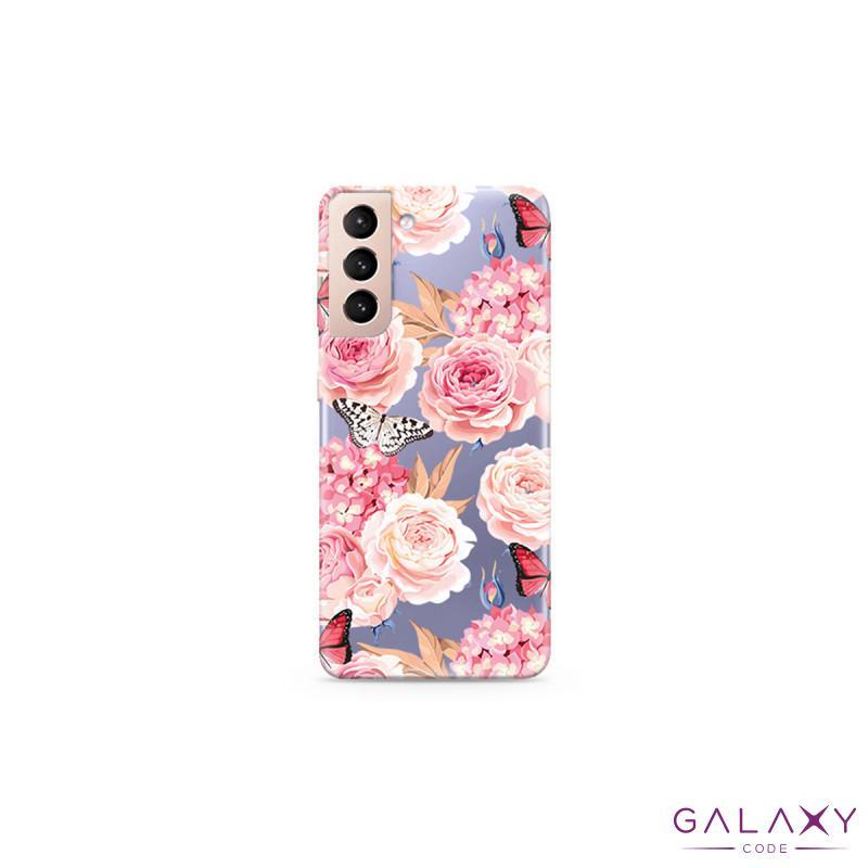 Futrola ULTRA TANKI PRINT CLEAR za Samsung G991F Galaxy S30/S21 ND0082