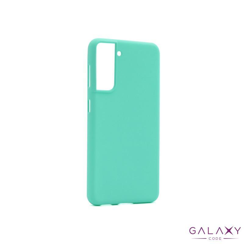 Futrola GENTLE COLOR za Samsung G991F Galaxy S30/S21 tirkizna