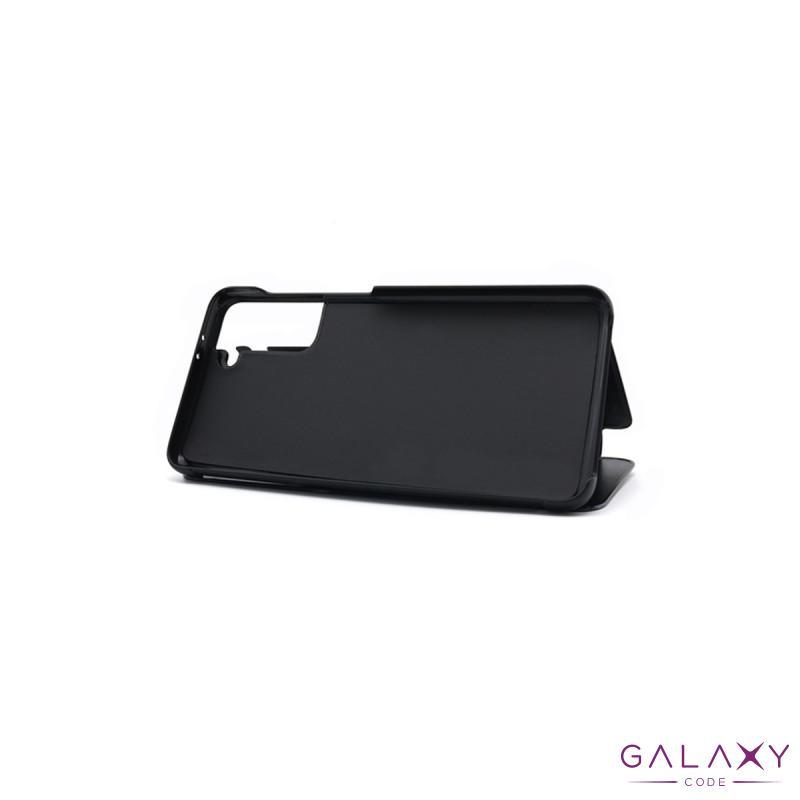 Futrola BI FOLD CLEAR VIEW za Samsung G996F Galaxy S30 Plus/S21 Plus crna