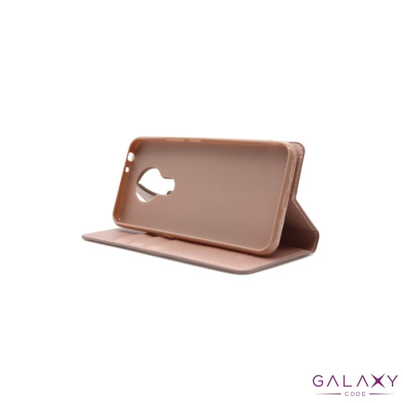 Futrola BI FOLD HANMAN za Nokia 3.4 svetlo roze