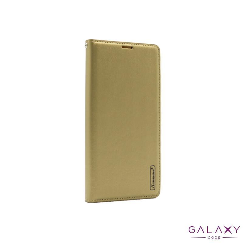 Futrola BI FOLD HANMAN za Samsung A326B Galaxy A32 5G zlatna