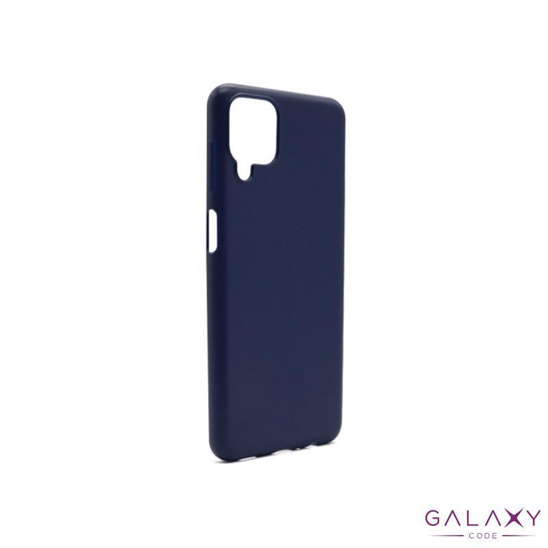 Futrola ULTRA TANKI KOLOR za Samsung A125F Galaxy A12 teget