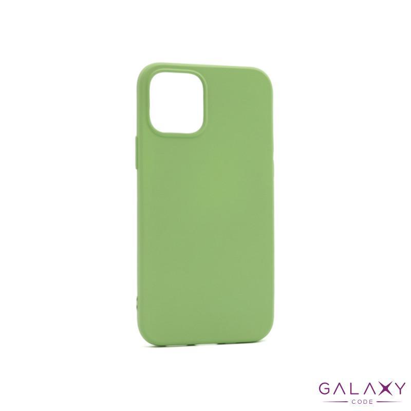 Futrola GENTLE COLOR za Iphone 12/12 Pro (6.1) svetlo zelena