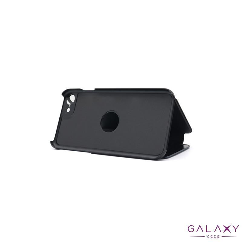 Futrola BI FOLD CLEAR VIEW za Iphone SE (2020) crna