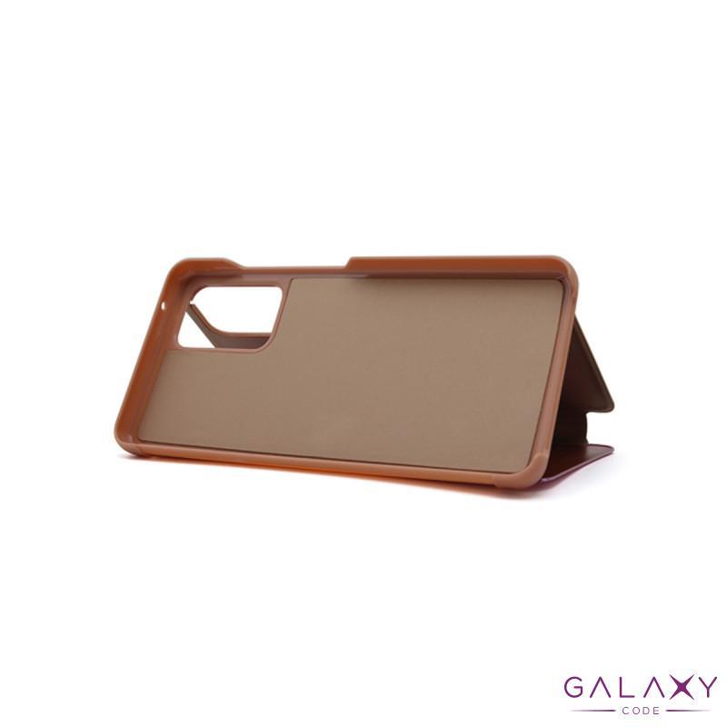 Futrola BI FOLD CLEAR VIEW za Samsung A525F/A526B Galaxy A52 4G/A52 5G (EU) roze