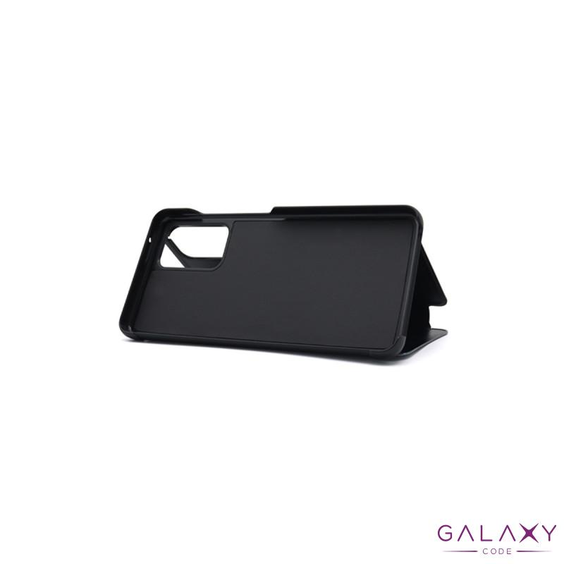 Futrola BI FOLD CLEAR VIEW za Samsung A726B Galaxy A72 5G crna