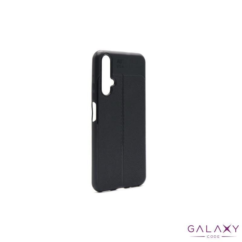 Futrola silikon ELEGANT za Huawei Honor 20/Nova 5T crna