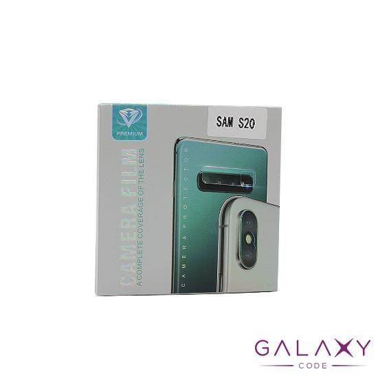 Folija za zastitu kamere GLASS za Samsung G980F Galaxy S20