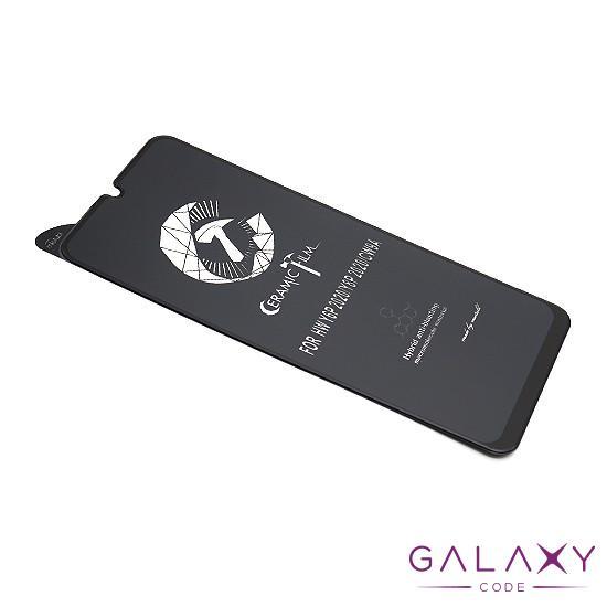 Folija za zastitu ekrana PMMA za Huawei Y6p/Honor 9A crna
