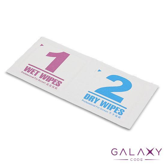 Folija za zastitu ekrana PMMA za Samsung A415F Galaxy A41 crna