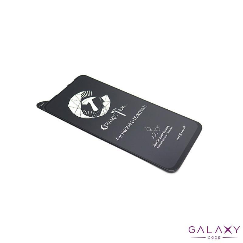 Folija za zastitu ekrana PMMA za Huawei P40 Lite crna