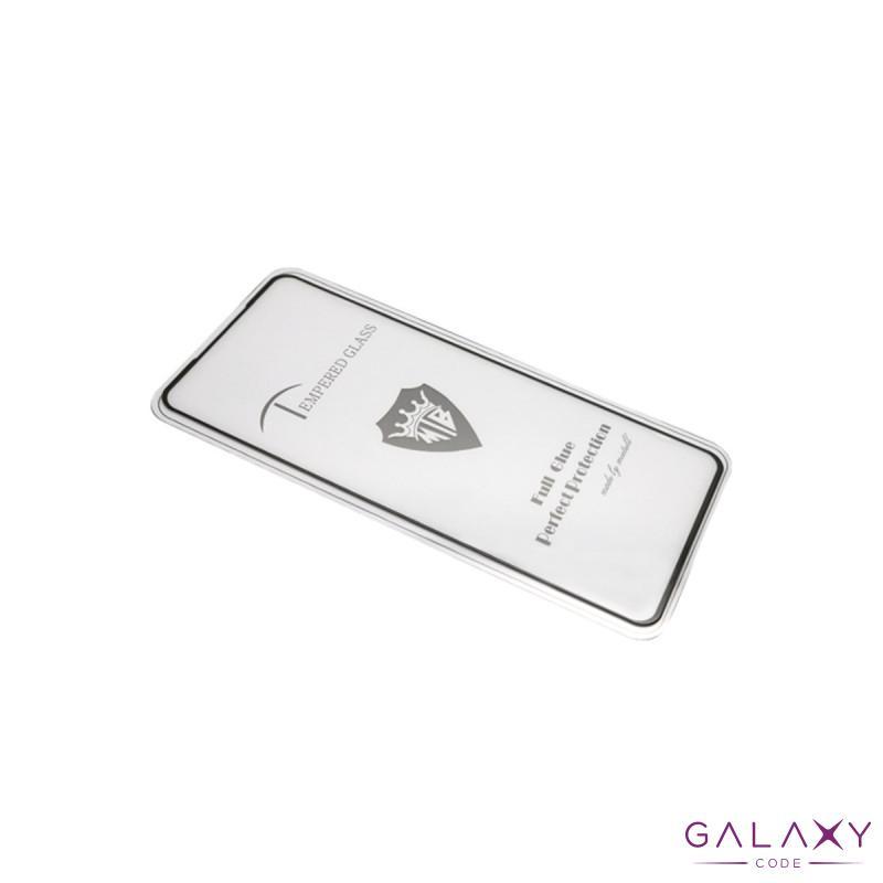 Folija za zastitu ekrana GLASS 2.5D za Huawei P Smart 2021 crna