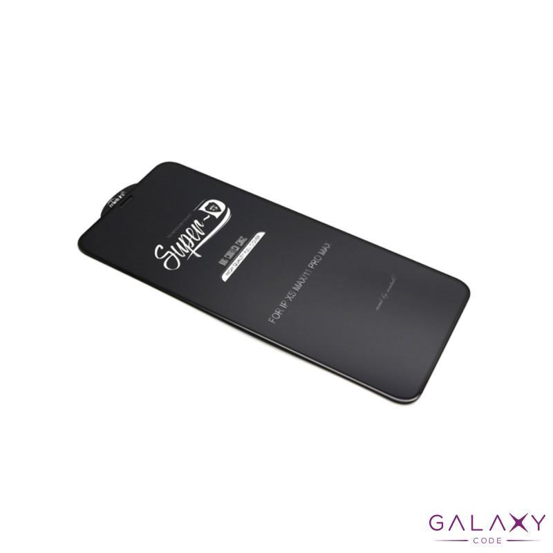 Folija za zastitu ekrana GLASS 11D za Iphone XS Max/11 Pro Max SUPER D crna