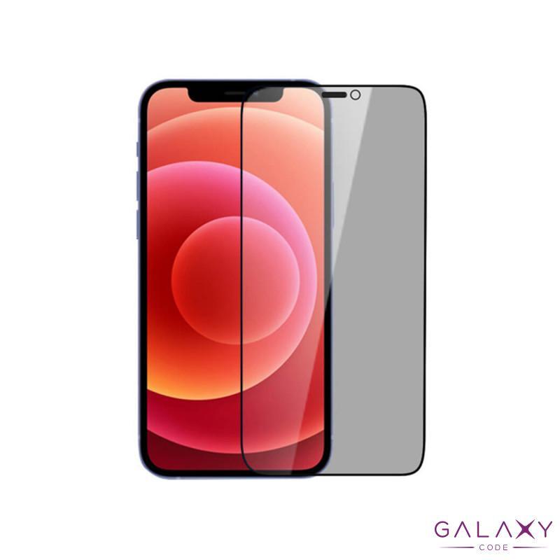 Folija za zastitu ekrana GLASS Nillkin za iPhone 12 Pro Max (6.7) Guardian crna