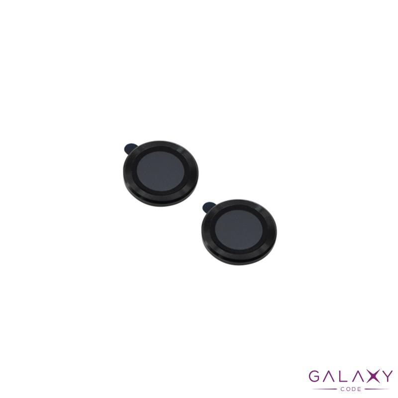 Zastita za kameru za Iphone 12 Mini (5.4) aluminijumska crna