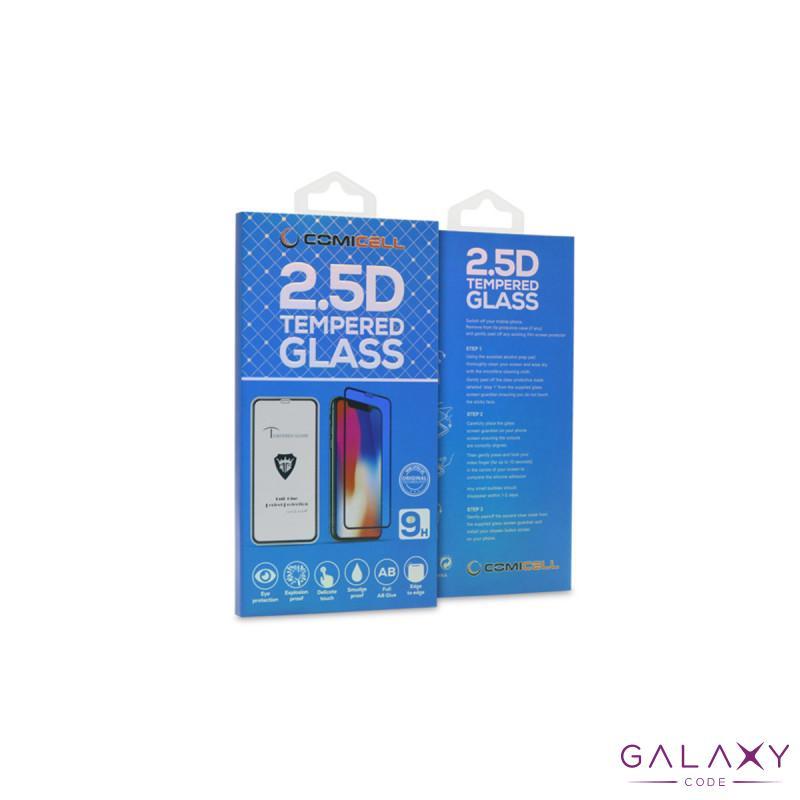 Folija za zastitu ekrana GLASS 2.5D za Samsung G991F Galaxy S30/S21 crna