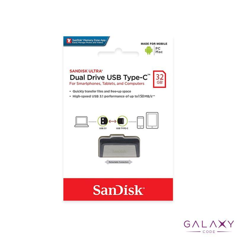 USB Flash memorija SanDisk Ultra Dual drive 32GB Type C