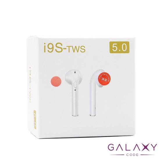 Slusalice Bluetooth Airpods I9S za Iphone 7/8/X HQ crvene (PopUp Window)