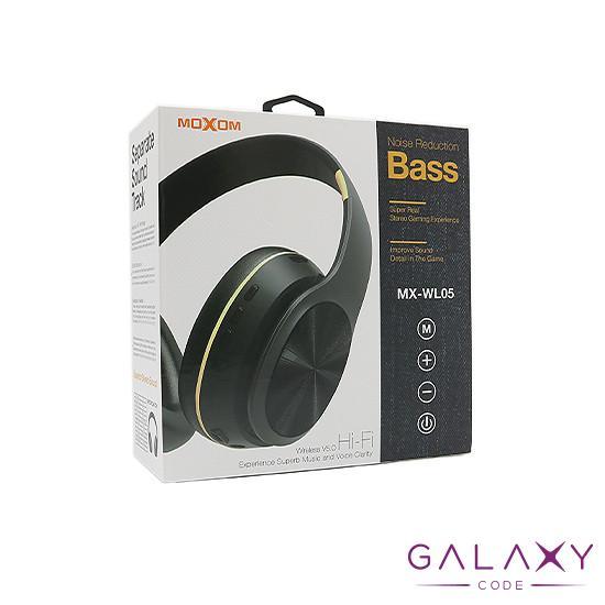 Slusalice Moxom MX-WL05 Bluetooth crne