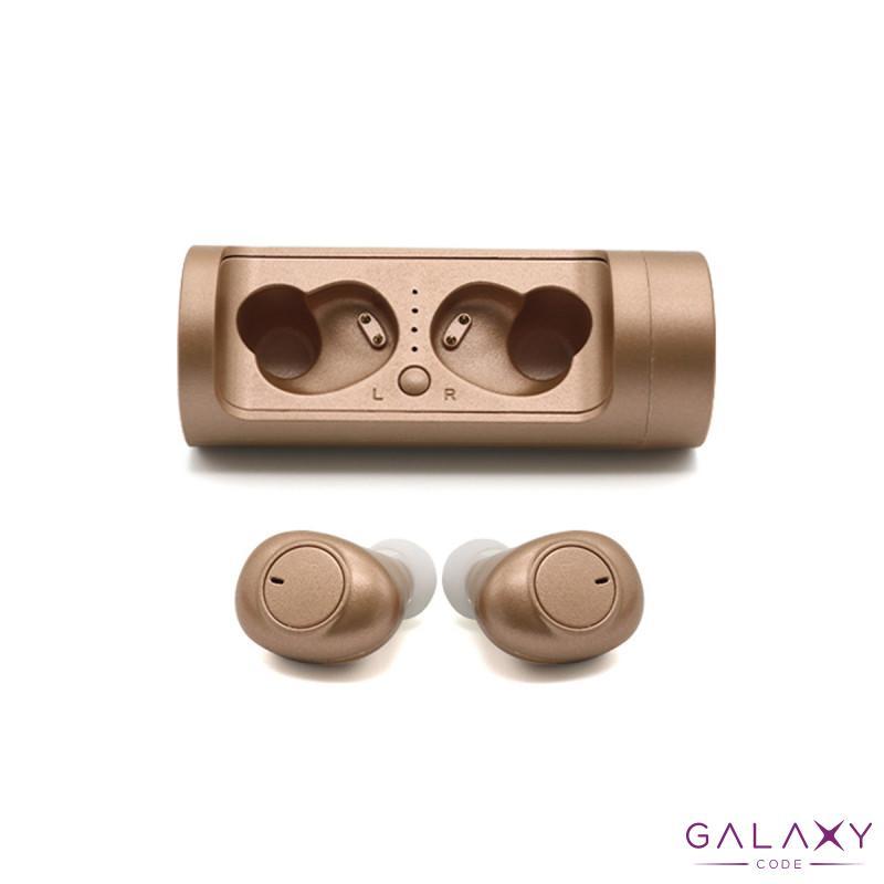 Slusalice Bluetooth DT-15 zlatna