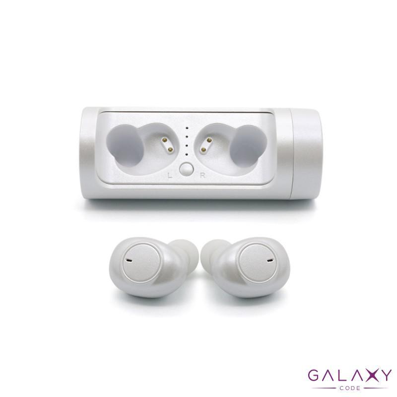 Slusalice Bluetooth DT-15 bele