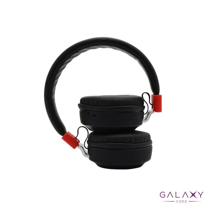 Slusalice gejmerske KARLER KR-GM031 Bluetooth crvene