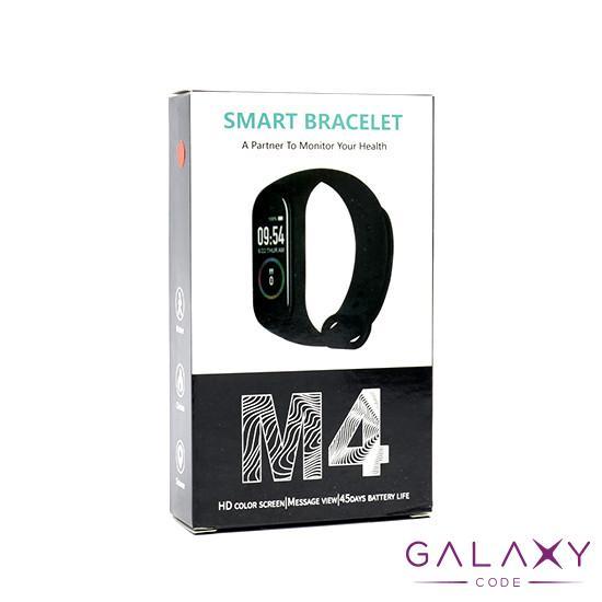 Smart band (pametna narukvica) M4 crna