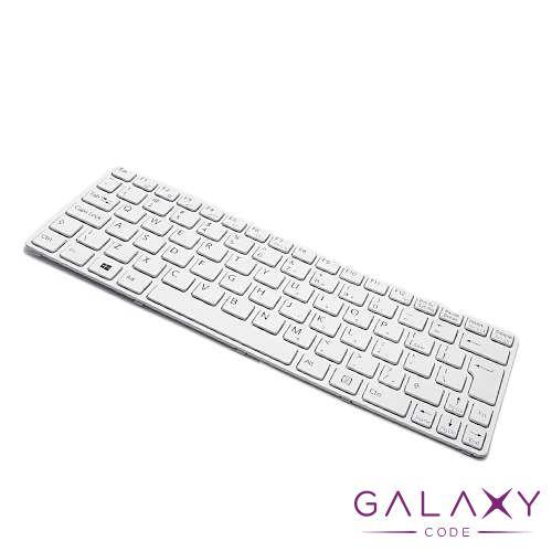 Tastatura za laptop za Sony VAIO SVE11 SVE111 SVE11113FXB SVE11115EG - Bela