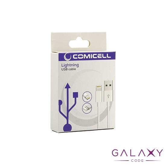 USB data kabal COMICELL TD-FT55 za Iphone lightning 1m beli